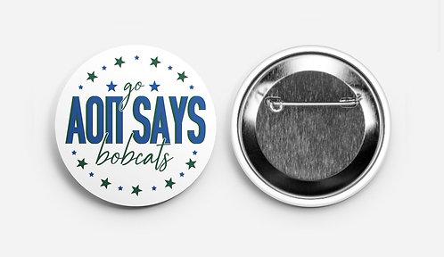 AOII says go bobcats