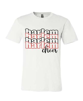 Harlem Cheer T-Shirt