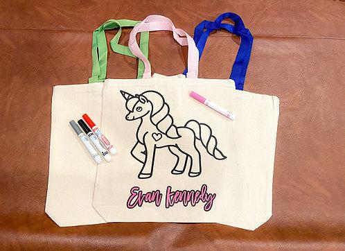 """Coloring"" Bags"