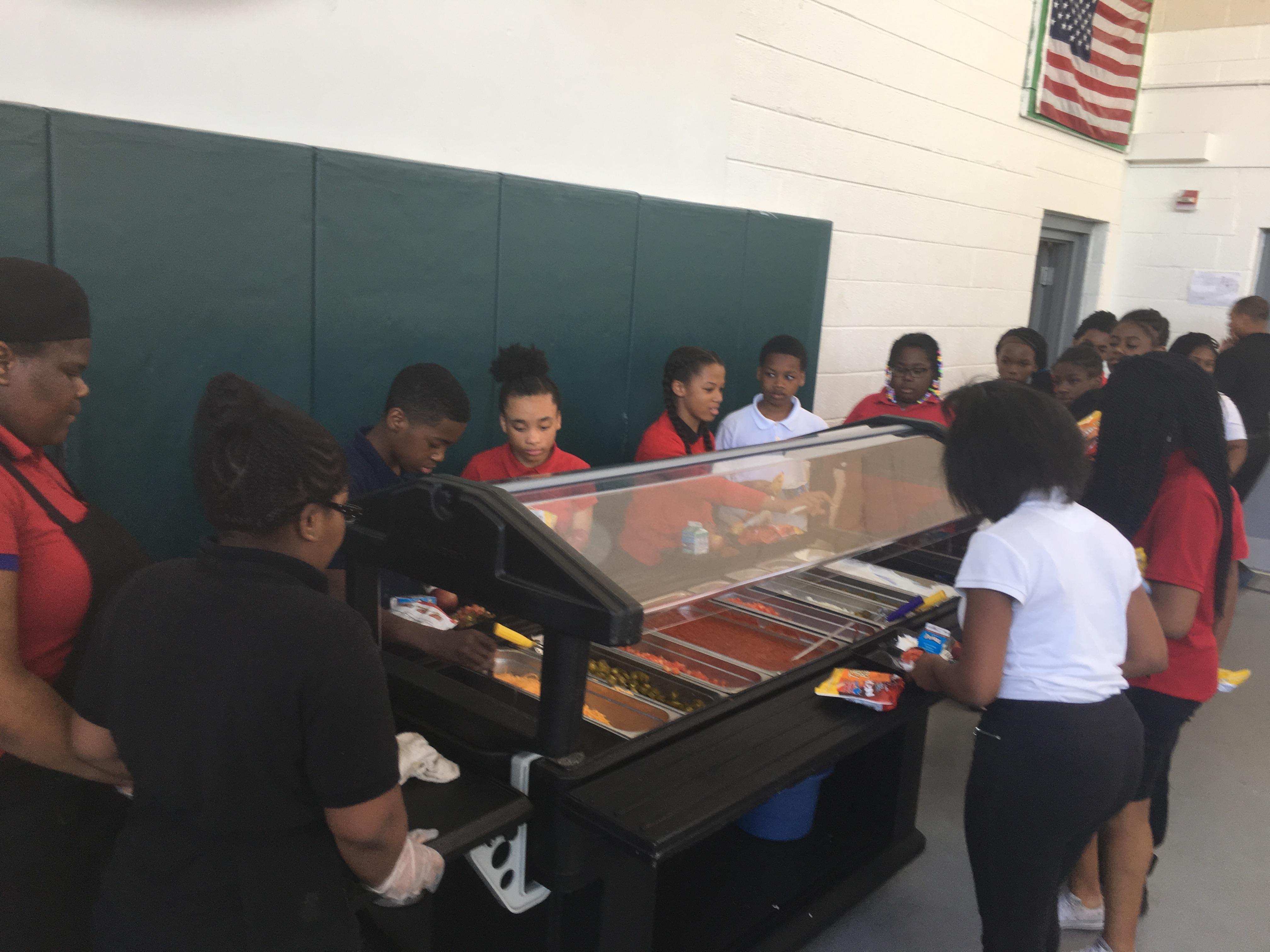 School Lunch Company