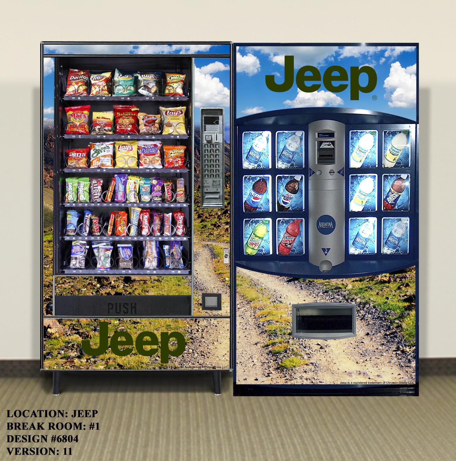 Jeep Custom Fronts