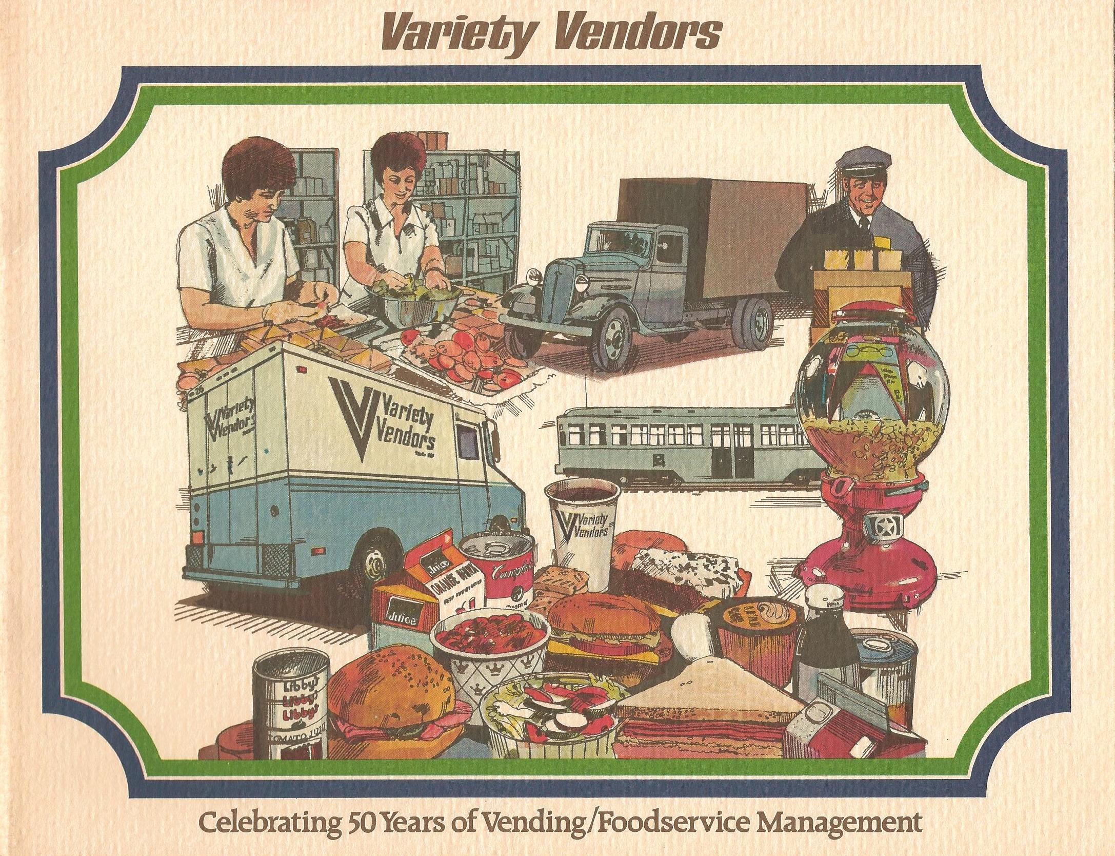 Variety Vendors