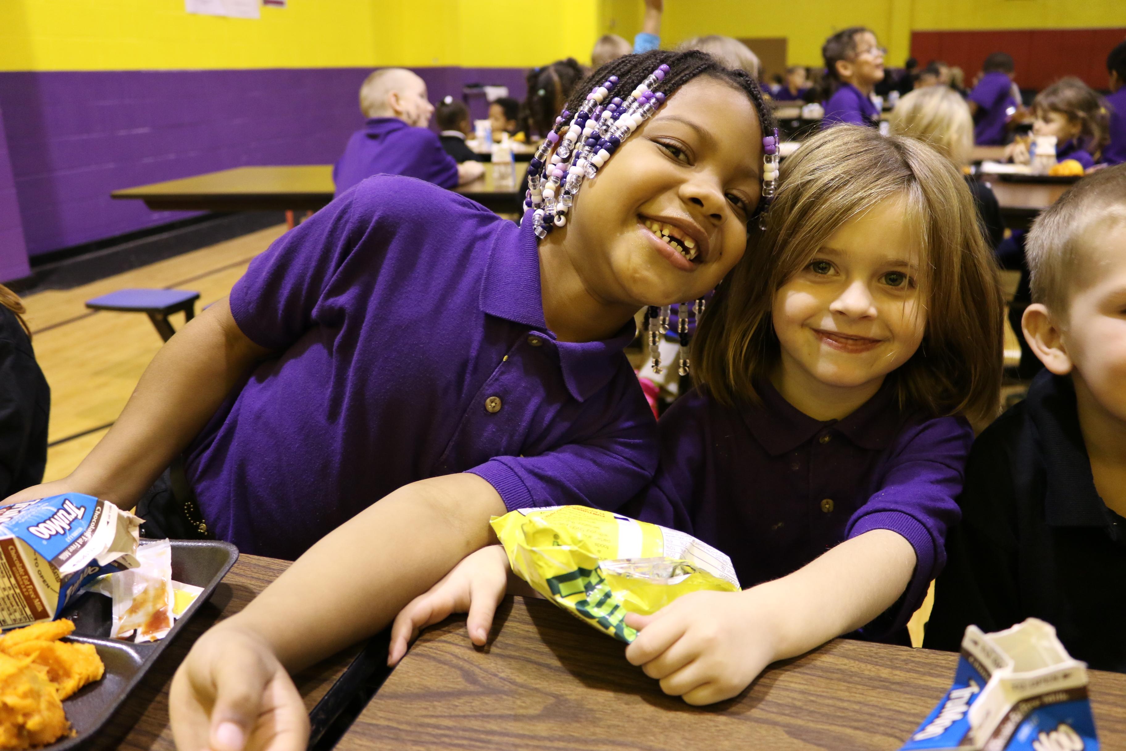 Happy School Lunch