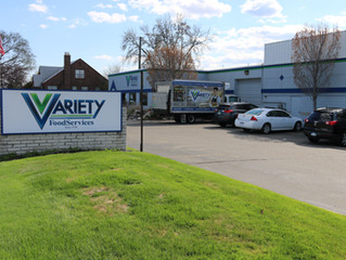 Variety FoodServices Opens 2nd Location, While Celebrating 90 Years in Business.