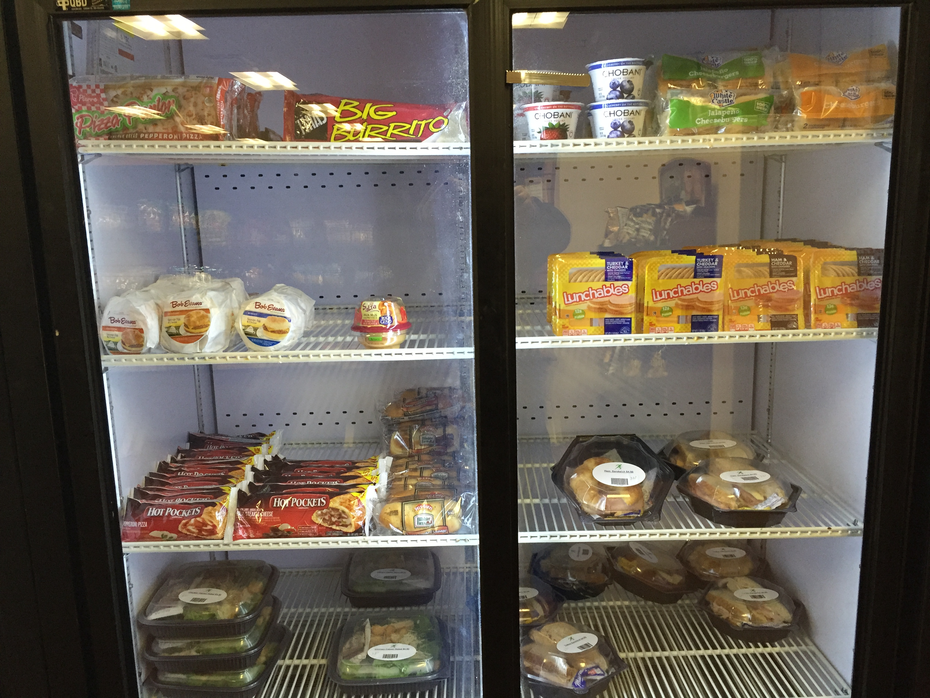 Microwavable Foods