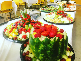 University Preparatory Academy Catering Event