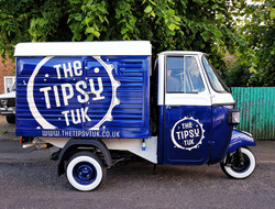 The Tipsy Tuk has arrived