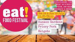 Eat Food Festival - Reigate