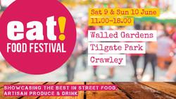 Eat Food Festival - Tilgate