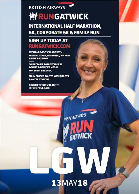 Run Gatwick 2018