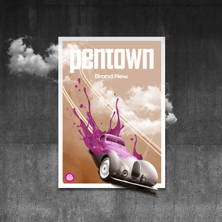 PENTOWN; Corporate Image