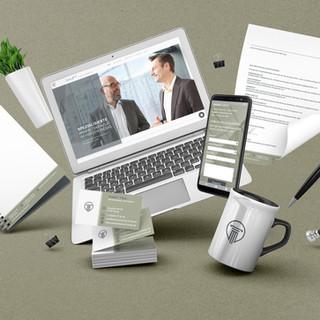 HAUPT ANWALT; Corporate Design