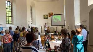 30 Jahre historische Schlosskirche Jahnishausen e.V.