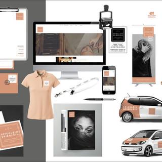 SPIEGLEIN SPIEGLEIN; Corporate Design