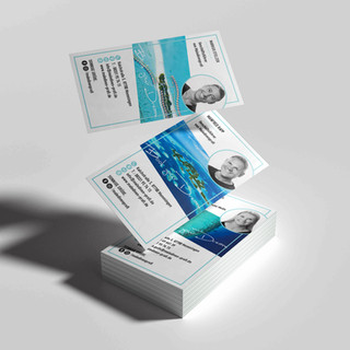 MALEDIVENPROFI; Corporate Design