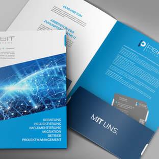 PBIT; Printdesign, Kampagnengestaltung