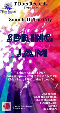SpringJamm_SerenaOfficial_April 8th_MayBar