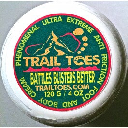 Trail Toes 4 oz jar