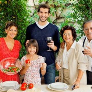 The Familia Dinner !
