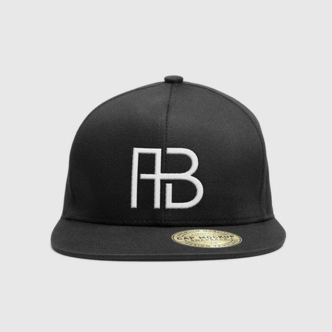 Logo On Hat