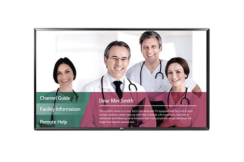 "43LT572M0UC / 43"" LG LT572M Series Pro:Centric Hospital TV"