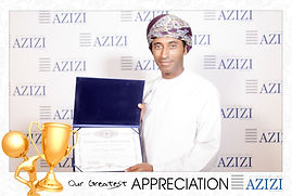 East Duqm receives award by Azizi Group Developers