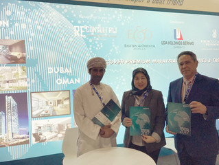 East Duqm Investment and Reconsult PLT Malaysia successful meeting at IPS - 2017