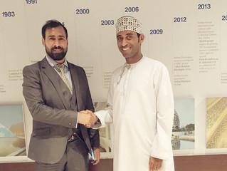 East Duqm Investment at the International Property Show Dubai, 2017
