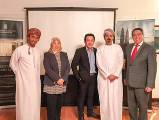 International Property Tour - 2017, successfully oragnised in Muscat, Oman