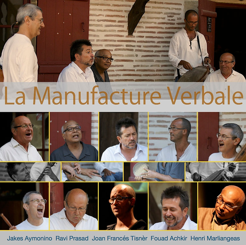 la manufacture verbale • groupe vocal occitan professionnel en Gascogne (France)