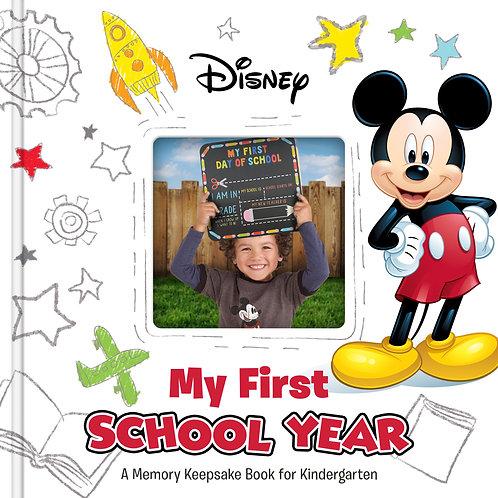 Disney Mickey My First Day of School
