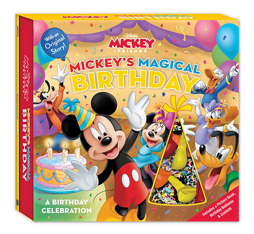Mickey's Magical Birthday