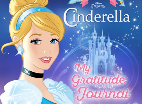 A Disney Princess That Sparks the Attitude of Gratitude