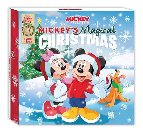 Disney Mickey's Magical Christmas