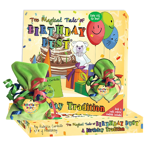 The Magical Tale of Birthday Dust