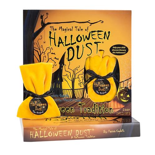The Magical Tale of Halloween Dust