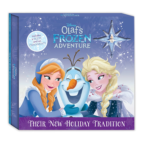 Disney Olaf's Frozen Adventure