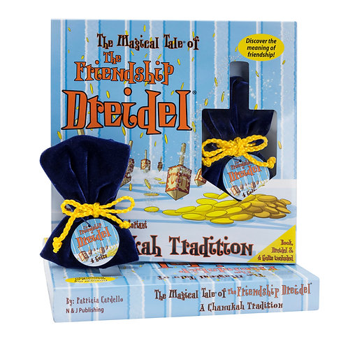 The Magical Tale of the Friendship Dreidel