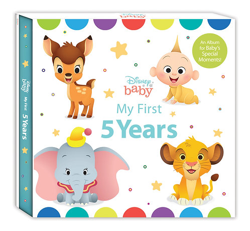Disney Baby My First 5 Years