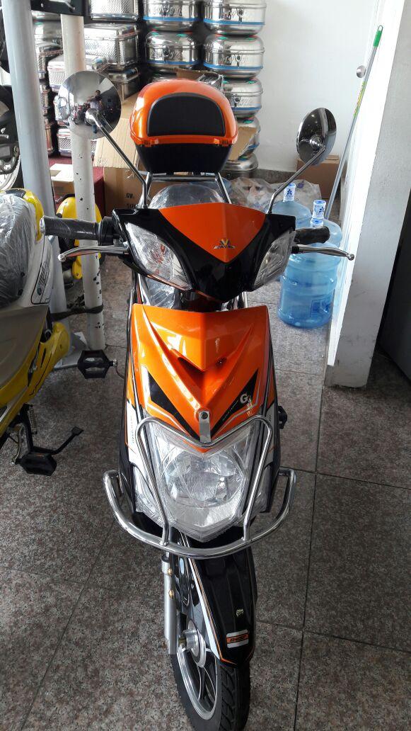 Moto YAMAKI- $1600 Entrega Aerea