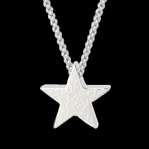Embossed Star
