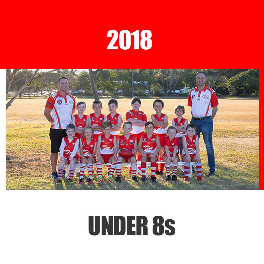 Under 8s 2018