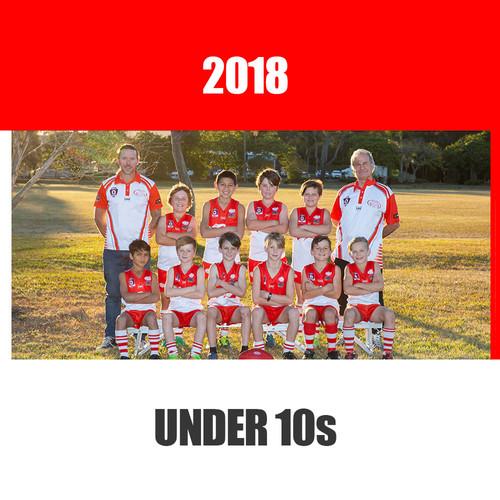 Under 10s 2018