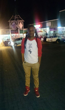Thabo in Pretoria, South Africa