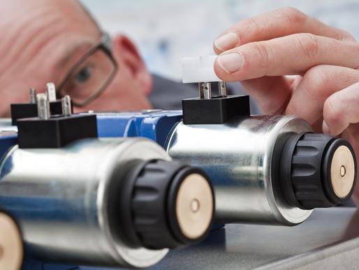 Distributore Bosch Rexroth per l'Idraulica Industriale