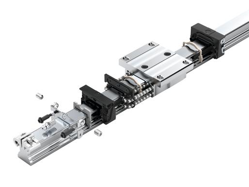 Distributore Bosch Rexroth per la Tecnologia Lineare