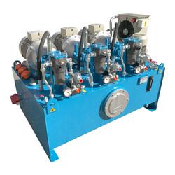 Centrale con 3 motori Siemens