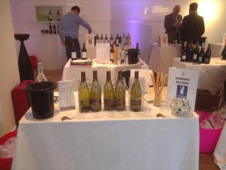 Salon professionnel des vignerons indépendants à Londres le 9 février 2016 !