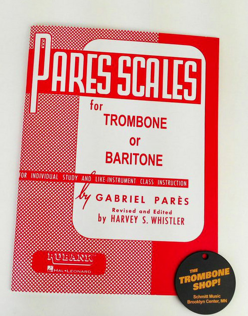 Pares Scales For Trombone