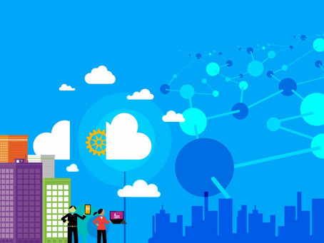 """They say """"Life is a Journey""""… we say """"Digital Transformation with Microsoft Azure is a Journey""""!"""